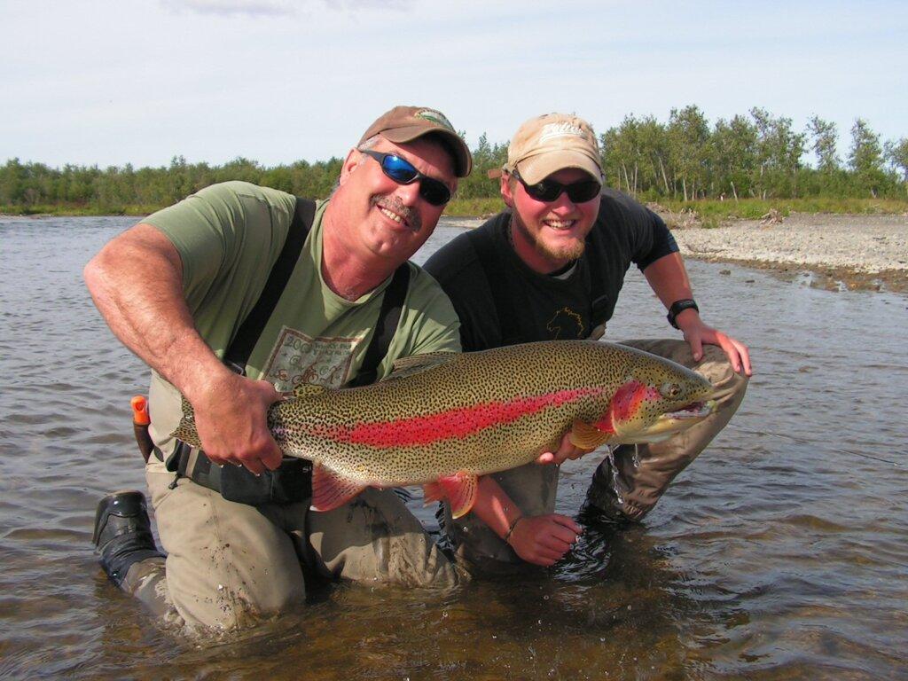 chosen river alaska fishing