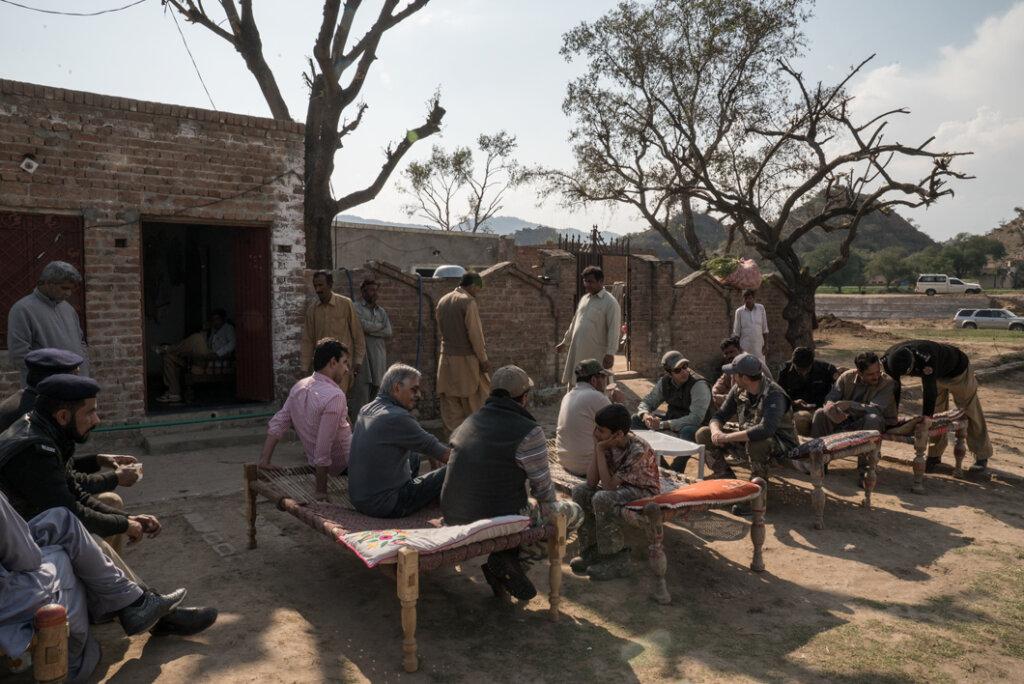 Pakistan Punjab Urial Hunt