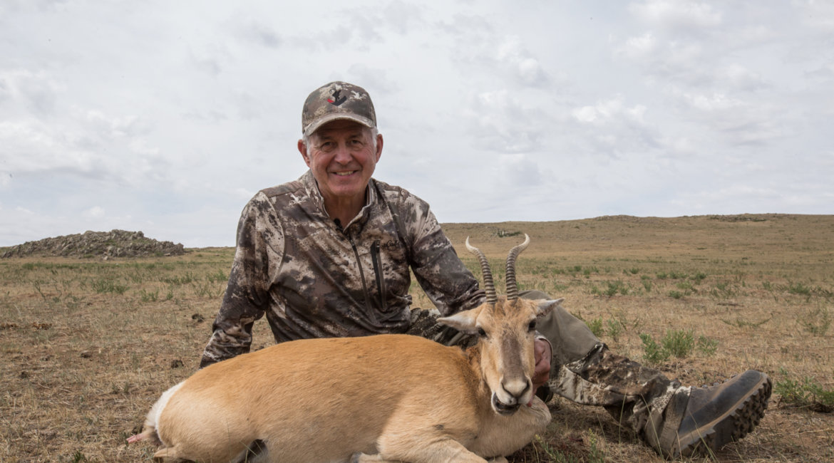 Hunting In Mongolia Part Four Worldwide Trophy Adventures