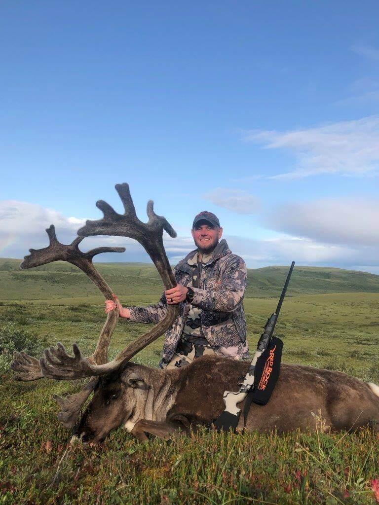 Alaska Brooks Range Guided Caribou Hunts